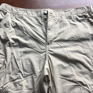 Columbia Omni-Shade Convertible Hiking Pants